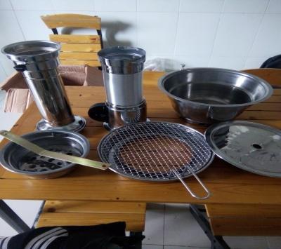 Thiết bị bếp nướng tại bàn BBQ 6
